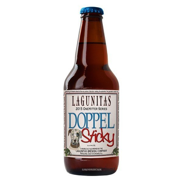 Review :  Lagunitas Doppel Sticky