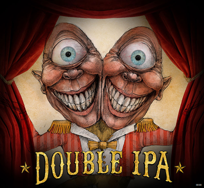 Review :  Weyerbacher Double IPA #1