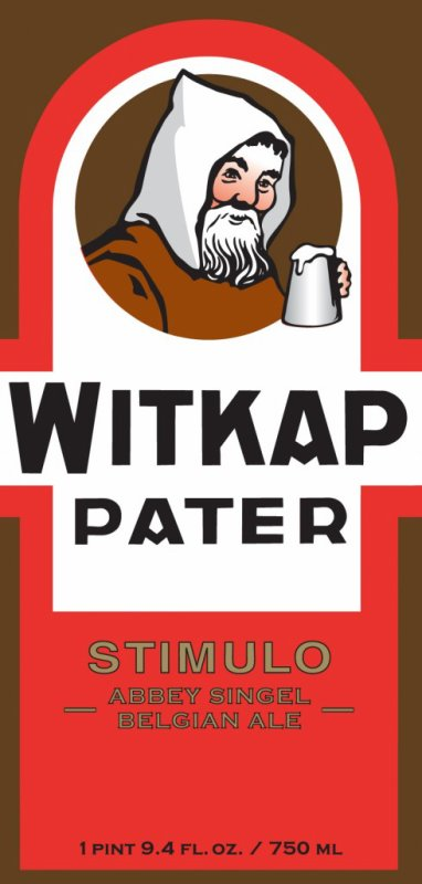 Review :  Witkap Pater Singe