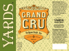 Review :  Yards Grand Cru
