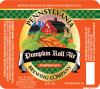 Review :  Penn Pumpkin Roll Ale