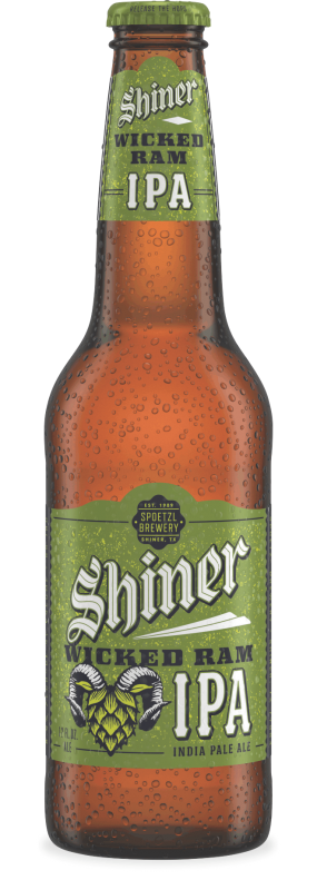 Review :  Shiner Wicked Ram IPA
