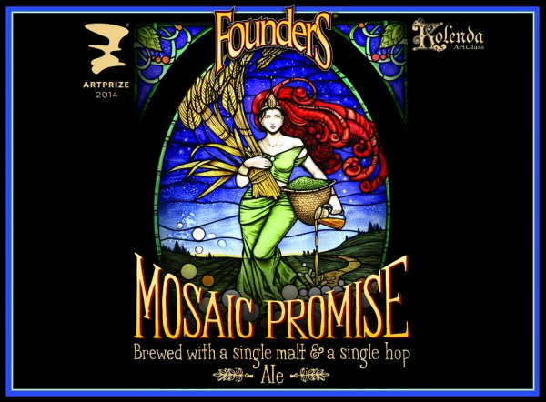Review : Founders Mosaic Promise
