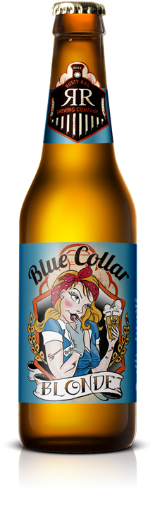 Review : Rusty Rail Blue Collar Blonde