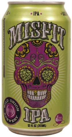 Review : Wild Onion Misfit IPA