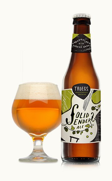 Review : Tröegs Solid Sender Ale