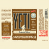 Review : Great Divide Yeti Imperial Stout