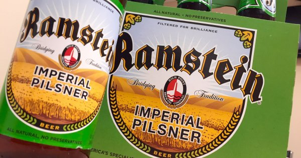 Review : Ramstein Imperial Pilsner