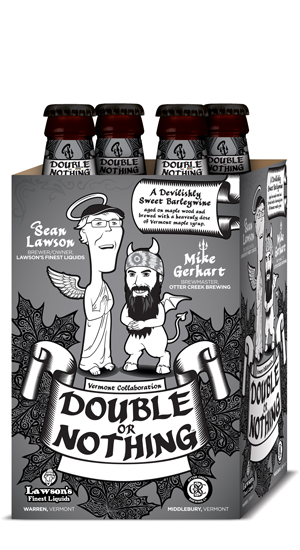 Review : Otter Creek/Lawson's Finest Liquids Double or Nothing