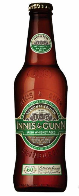 Review : Innis & Gunn Irish Whiskey Aged
