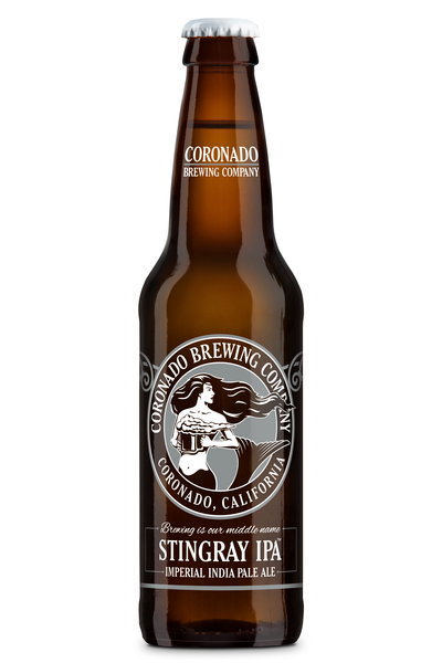 Review : Coronado Stingray Imperial IPA