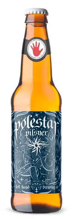 Review : Left Hand Polestar Pilsner