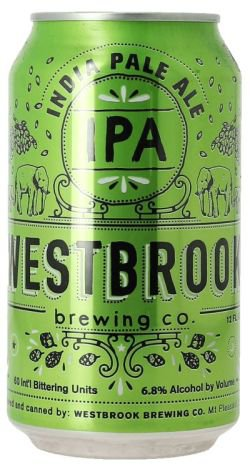Review : Westbrook IPA