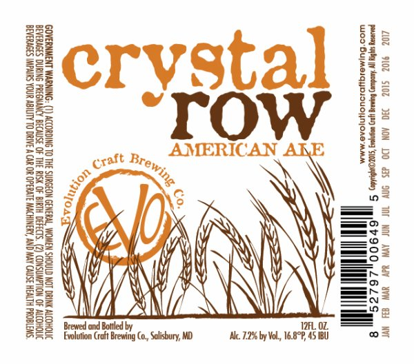 Review : Evolution Craft Crystal Row
