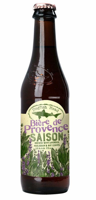 Review : Dogfish Head Biere de Provence