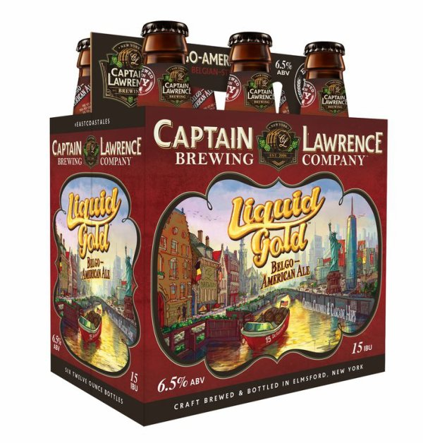 Review : Captain Lawrence Liquid Gold