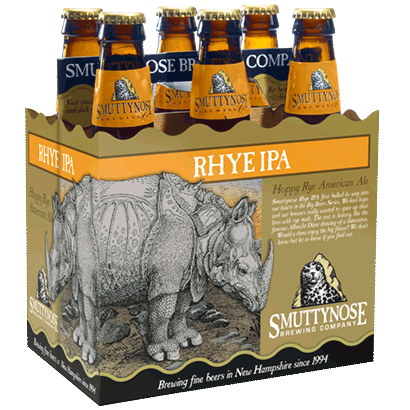 Review : Smuttynose Rhye IPA