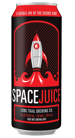 Review : Long Trail Space Juice