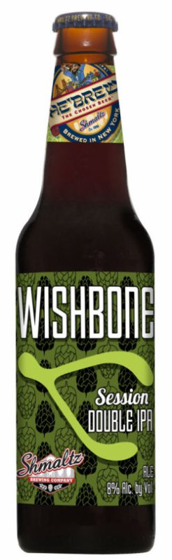 Review : He'Brew Wishbone Session Double IPA