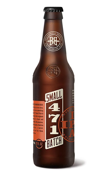 Review : Breckenridge 471 Small Batch IPA
