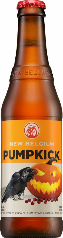 Review : New Belgium Pumpkick