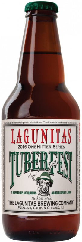 Review : Lagunitas Tuberfest