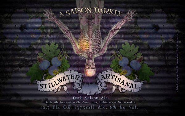 Review : Stillwater A Saison Darkly