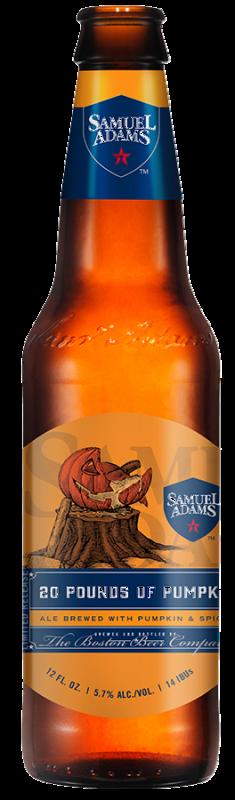 Review : Samuel Adams 20 Pounds of Pumpkin