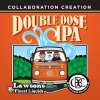 Review : Otter Creek / Lawson's Finest Liquids Double Dose IPA