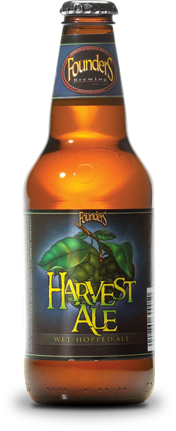 Review : Founders Harvest Ale