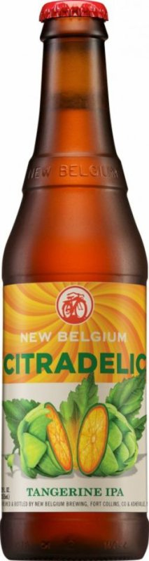 Review : New Belgium Citradelic Tangerine IPA