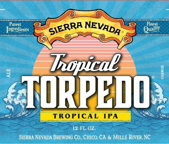 Review : Sierra Nevada Tropical Torpedo