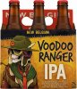 Review : New Belgium Voodoo Ranger IPA