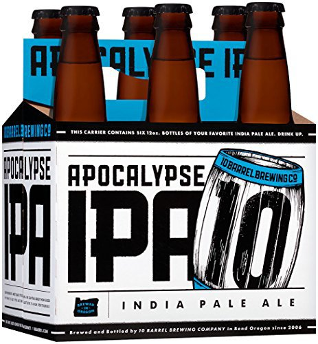 Review : 10 Barrel Apocalypse IPA