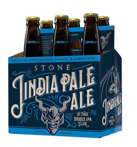 Review : Stone Jindia Pale Ale