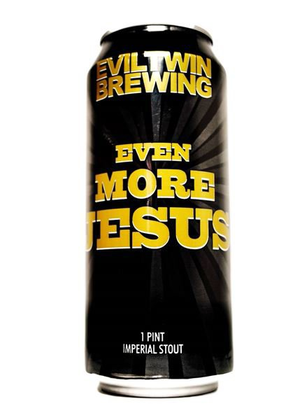Review : Evil Twin Even More Jesus