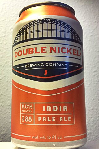Review : Double Nickel IPA