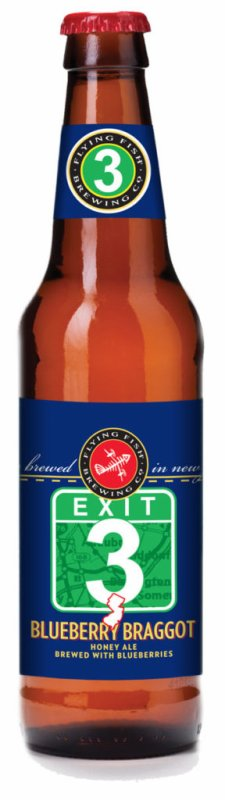 Review : Flying Fish Exit 3 Blueberry Braggot