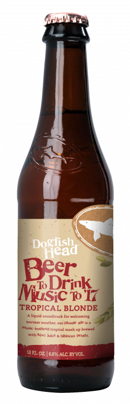 Review : Dogfish Head Beer To Drink Music To '17