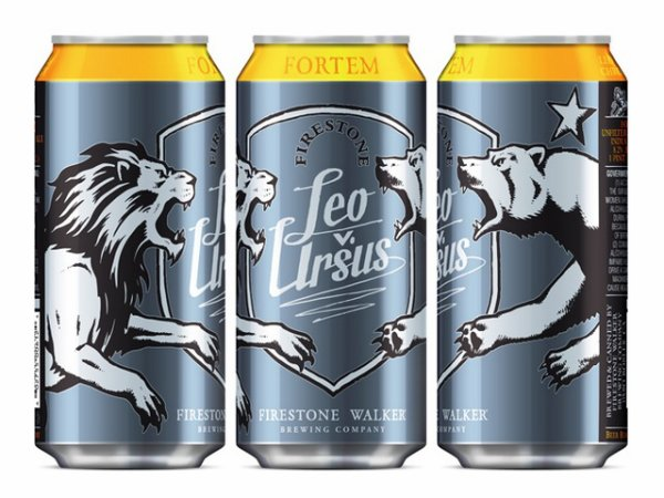 Review : Firestone Walker Leo V. Ursus Fortem