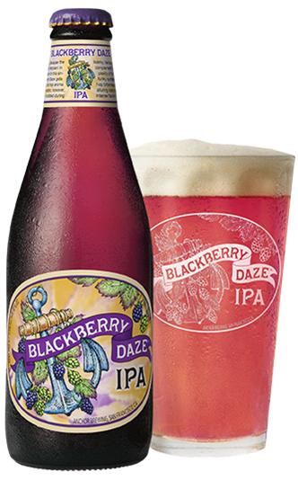 Review : Anchor Blackberry Daze IPA
