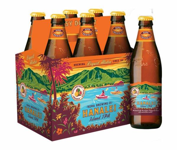 Review : Kona Hanalei Island IPA