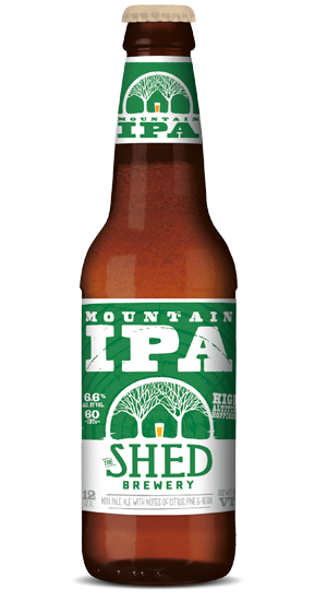 Review : The Shed Mountain IPA