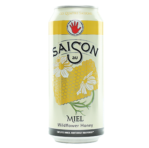 Review : Left Hand Saison au Miel