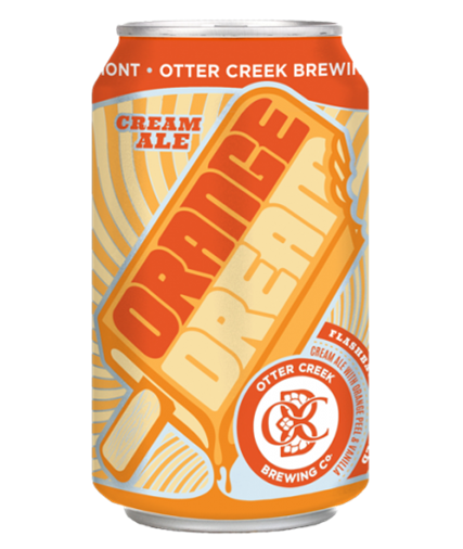 Review : Otter Creek Orange Dream Cream Ale