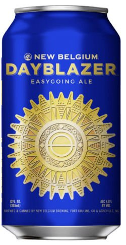 Review: New Belgium Dayblazer