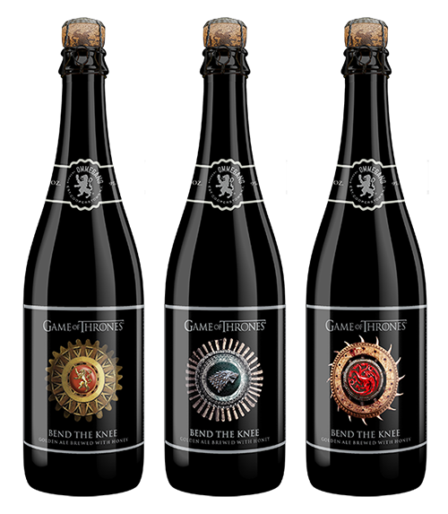 Review: Ommegang Game of Thrones #8 - Bend the Knee