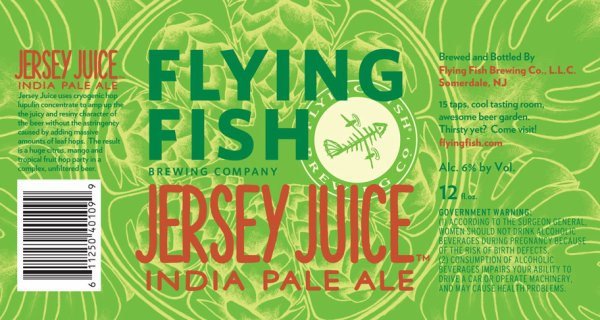 Review: Flying Fish Jersey Juice