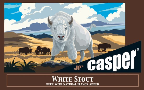 Review: JP Casper White Stout