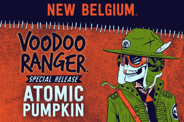 Review: New Belgium Voodoo Ranger Atomic Pumpkin